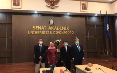 Sidang Pleno Dewan Profesor Senat Akademik
