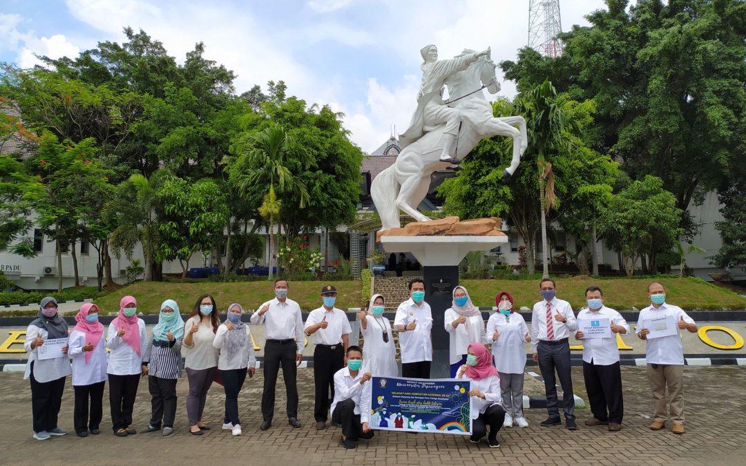 Apresiasi Hari Kesehatan Nasional ke – 56 Untuk Tenaga Kesehatan
